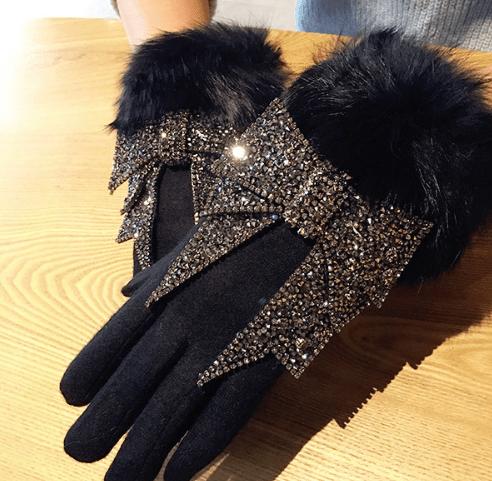 Zenske rokavice GLAM