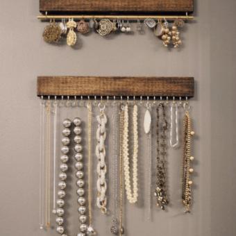 Shranjevanje ogrlic