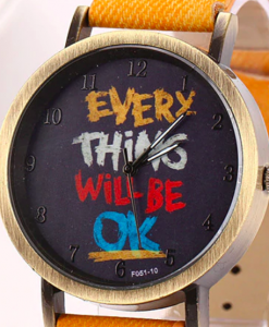 Ura Every thing will be ok