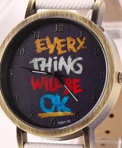 Ura Every thing will be ok